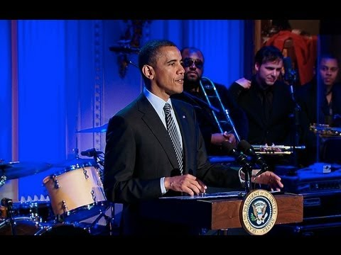 President Obama Hosts In Performance at the White House: Memphis Soul Music Videos