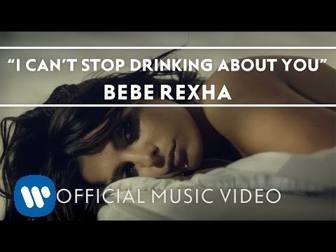 Bebe Rexha - I Can't Stop Drinking About You [official Music Video] video