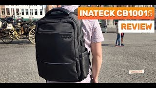 Inateck CB1001 Laptop Backpack: REVIEW