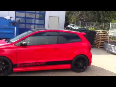 supersport vw polo 6r am bodensee tuning world 2012. Black Bedroom Furniture Sets. Home Design Ideas