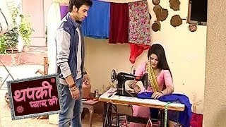 Thapki Pyaar Ki | 25th Feb 2016 | Thapki Helps Bihaan In Earning Home Expenses