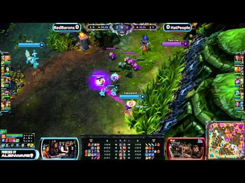 SXSW League of Legends All Stars Day 1 - Game 1