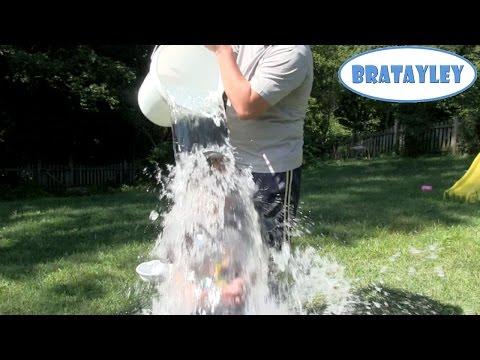 Bratayley ALS Ice Bucket Challenge