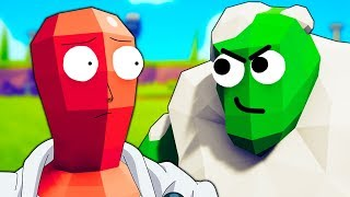 I Fight One Punch Man with the Avengers and Here's What Happens - Totally Accurate Battle Simulator