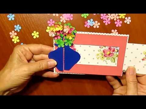 как сделать подарок маме на день рождения :: VideoLike
