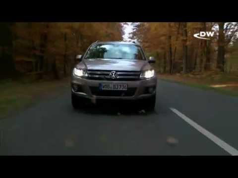 Выбираем компактный паркетник: VW Tiguan или Hyundai ix35?