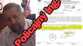 Titul: Policajný inžinier! Nezákonné postupy a zatýkanie občanov!