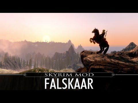 Skyrim Mod Feature: Falskaar