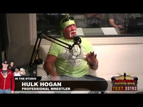 Hulk Hogan - Full Interview