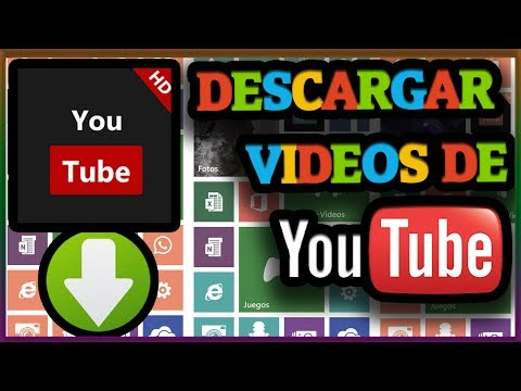 Youtube HD Descargar videos HD a Windows Phone 8
