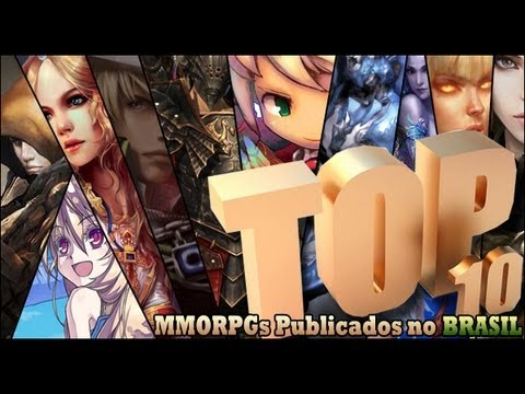 TOP #10 - F2P MMORPG Publicado no Brasil - Canal Let's Play