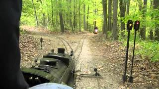 Erie K5 Pacific #2936 at the White Creek Railroad Part 3