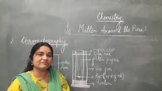 9th Chemistry | Is Matter Around Us Pure? Part 4