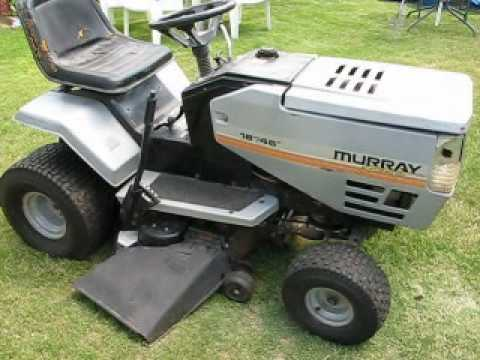 Murray Pro Commercial Grade Riding Lawn Mower 18 Hp 46
