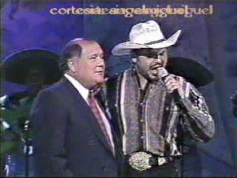 Leo Dan con Ramon Ayala