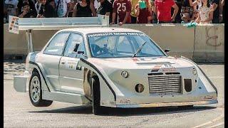Mitsubishi Lancer Evo III Monster || 760Hp on Stock Transmission - Cyprus Hillclimb Legend
