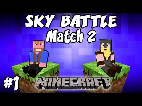 Minecraft: PvP | Skyblock Battle | Map 2 - Ep.1