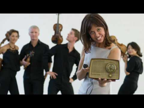 Rigmor Gustafsson and Radio String Quartet Vienna - Ack Varmland du skona