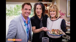 KISS's Paul Stanley on Home & Family 06|03|14