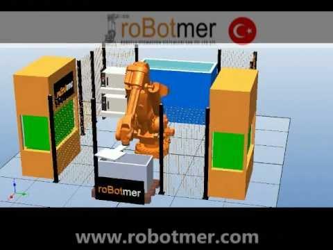 Taşıma Robot Uygulaması 1