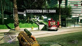 Grand Theft Auto V Anesteciados
