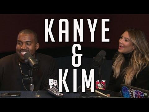 "Kim K details Kanye as Father + Kanye.. ""You're wife for life now"""