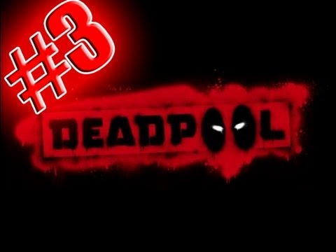 """Проходняк DeadPool   """"Вертолет""""#3"""