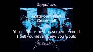 Watch Metallica Green Hell video