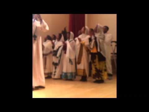 Zemari Alemayehu Urge New Mesgana Mezmur CD Celebration