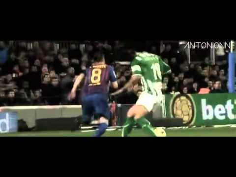 ANDRES INEASTA ||GOALS AND SKILLS||2012 HD