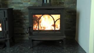 Jotul F100 (7.5kW) wood burning & mutifuel stoves