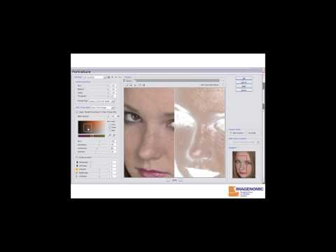 Portraiture Plugin Basic Use Tutorial