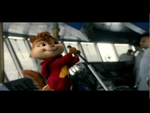 Alvin And The Chipmunks 3 - Exclusive Trailer