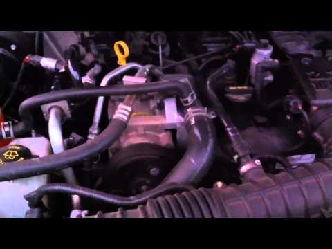 2006 Ford Ranger 2.3L Duratec engine problem noise. Broken timing chain tensioner