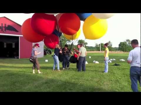 John Ninomiya s Maryland Cluster Balloon Flight