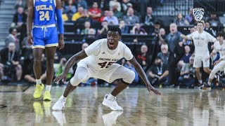 2019 Pac-12 Men's Basketball Tournament: Five ASU starters score in double-digits to beat UCLA