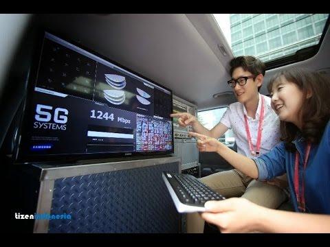 Teknologi 5G bisa download 1Gb per detik