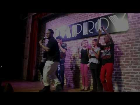 Pookie from Tyler Perry's House of Payne presents Phat Kidz performing