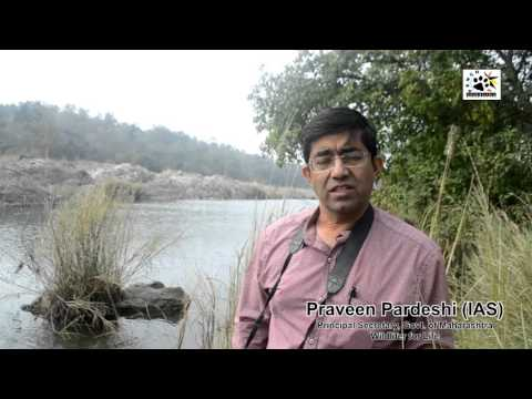 Message on wildlife conservation at Pench Tiger Reserve Maharashtra by Shri. Praveen Pardeshi(IAS)