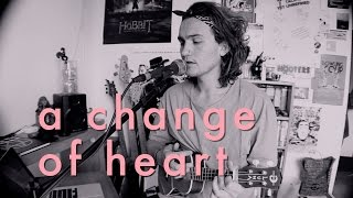 The 1975 - A Change Of Heart (Ukulele Cover)