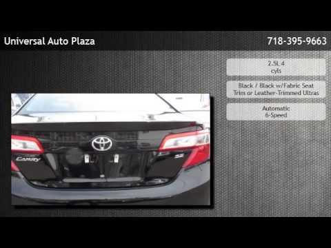 2012 Toyota Camry SE w/Sunroof & Nav  - Manhattan
