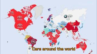 Cool Maps that will change the way you see the World