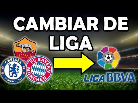 FIFA 17 - 15 Cambiar un Equipo de una Liga a otra -  COMO CAMBIAR DE LIGA? - Modo Carrera - TUTORIAL