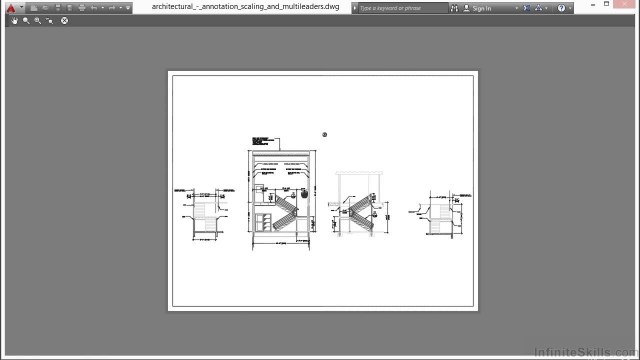 how to set up autocad in mm