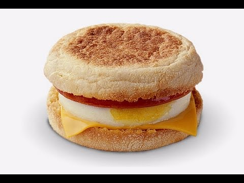 Bacon & Egg McMuffin - YouTube