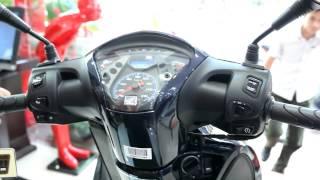 Review Xe Honda Sh 2016 + Smart Key