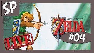Legend of Zelda: A Link of the Past (SNES) #4 (AO VIVO)
