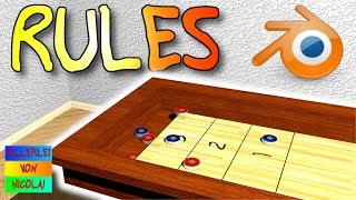HOW TO PLAY SHUFFLEBOARD: Explained in 2 Minutes | Shuffleboard Rules (Table Shuffleboard) [60 fps]