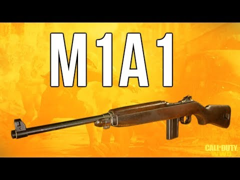 WW2 In Depth: M1A1 Carbine Rifle Review (Call of Duty: WWII)