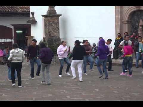 Santa Clara del Cobre Tradiciones Caracuaro 2012.avi